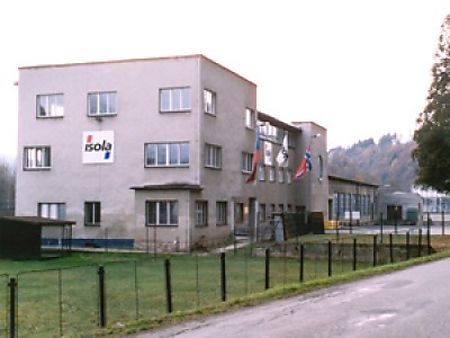 Isola fabrikk Bohdikov