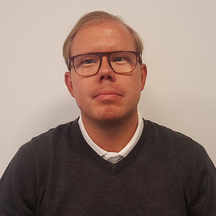 Tillfällig kontaktperson: Oscar Rydberg