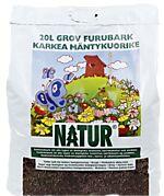Sanitærbark grov 20 liter