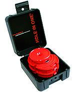 El-boks peiler m/magnet 1 1/2 for koblingsboks