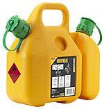 Kombikanne bensin/olje 6/2 liter m/ verktøyfeste