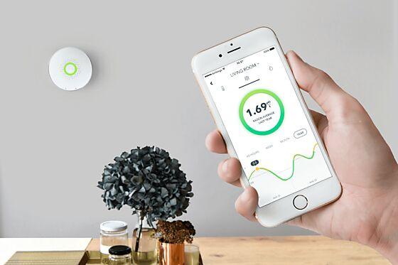 Radonmåler Wave Smart