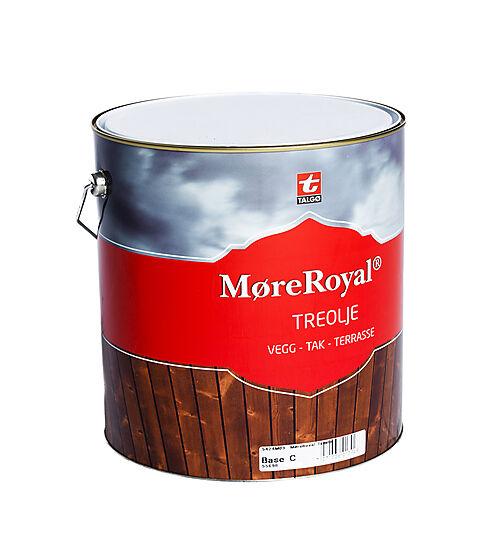 Vedlikeholdsolje tre rød 2,7 liter