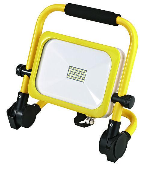 Q-Tools arbeidslampe LED 20W med stativ
