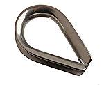 Spisskauser f/10 mm tau/wire 1 stk