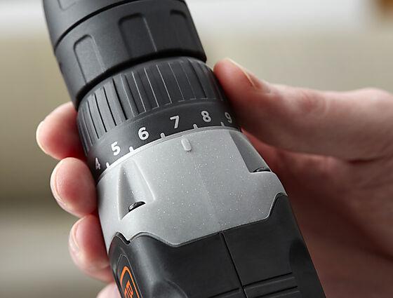 Black+Decker drill BCD001C1-QW 18V 1,5Ah li-ion