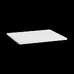 Melaminhylle click-in 600x500 mm