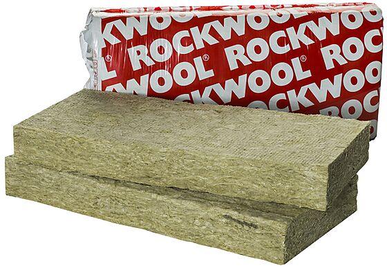 Rockwool murplate 100x600x1200 mm 2,16 m2/pk