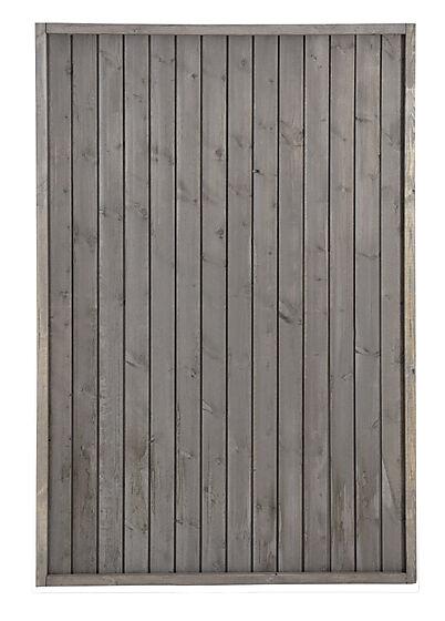 Levegg Plus tett 120x180 cm grå