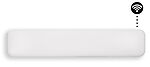 Panelovn stål list 1000 watt WiFi hvit