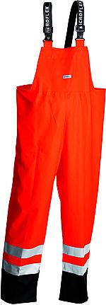 Regnbukse oransje 3XL