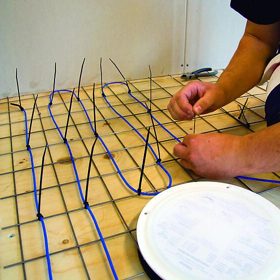 Armeringsnett stålnett 800 x 1200 mm