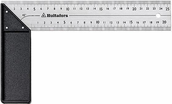 Vinkel semi-proff v25s klingelengde 25 cm