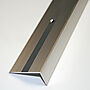 Trappenese nr. 13 2 m sølv blank borret m/skruer