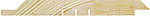Østerdalspanel natur 21x195 mm ubehandlet furu