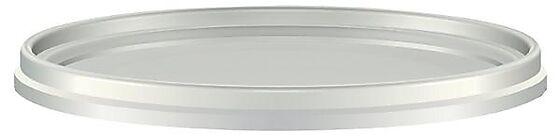 Lokk 3 liter hvit
