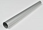 Nedløpsrør silver 75 mm 3m