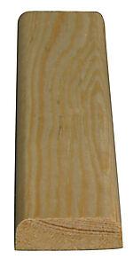 Brannmurlist 9x28 mm furu