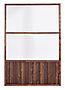 Levegg Plus 2-G 120x180 cm brun