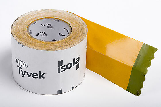 Vindsperre tape S100 100 mm x 25 meter Isola