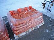 reparasjonsasfalt i 25 kg sekk