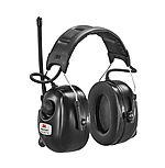3M Peltor Hørselvern DAB+ FM radio sort med hodebøyle