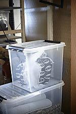 Oppbevaringsboks Classic 50 m/lokk 52 liter