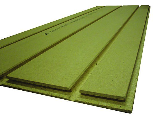 Sponplate gulv Thermo Ekstra 25 x 620 x 2420 mm