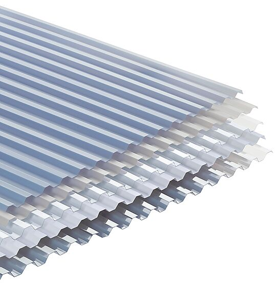 PVC plate jumbolite klar 106x300 cm 3,18 m2