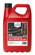 Blåtind alkylatbensin 2-takt 5 liter miljøbensin