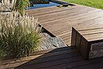 Kebony Clear terrassebord glatt 22x142 mm