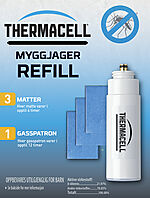 Thermacell refill R1 til myggjager 1 patron 3  matter