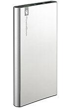 Powerbank/batteripakke Voyage 10 000 mAh FP10 sølv