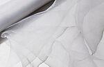 Flueduk plast hvit 0,6x10 meter