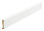 Brannmurlist 8x33x4400 mm hvitmalt furu NCS S0502Y