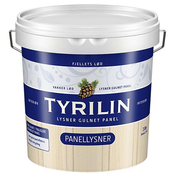 Tyrilin panellysner 2,7 liter