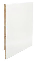 Utforing dørsett hvit furu 18 x 400 x 2400 mm S 0502-Y