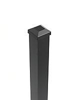 Signature stolpe aluminium 6x109 cm