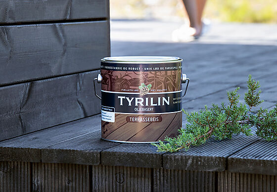Terrassebeis c-base 2,7 liter