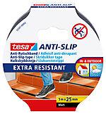 Antiskli tape sort 5 m x 25 mm