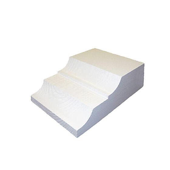 Vindusknekt-/kloss 503M 140x95x45 mm hvitmalt
