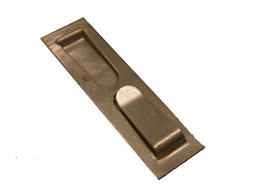 Sutakklips i stål