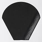 Powertekk exclusive endeplate møne sort glans