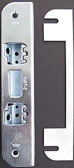 Utbyggingsplate F14872 2 mm