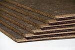 Trefiber 12x540x1200 mm stubbeloft løs fjær
