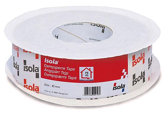 Tape dampseperre PE45 45mm x 25M