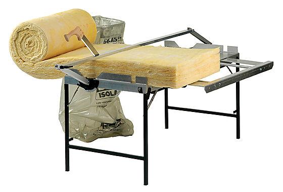 Skjærebord med rulleholder