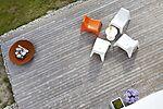 Terrassebord 28x120x4800 mm