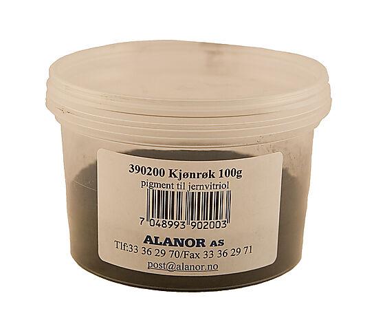 Pigment kjønrøk 100 gram