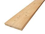 Terrassebord furu glatt 26x115 mm